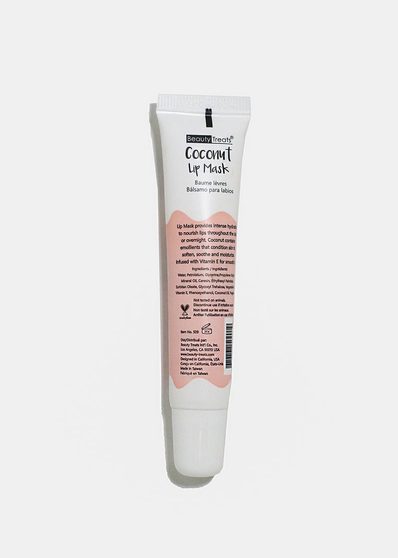 Coconut Lip Mask