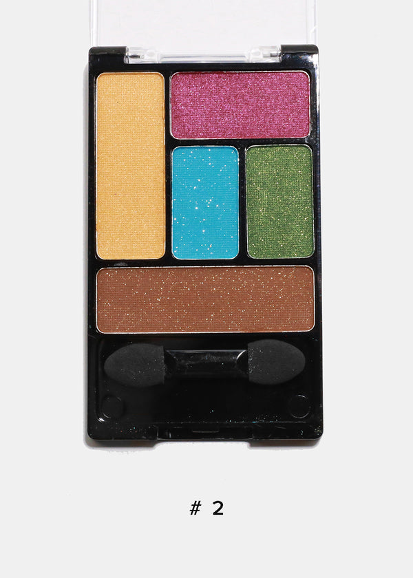 Starry 5 Shadow Palette