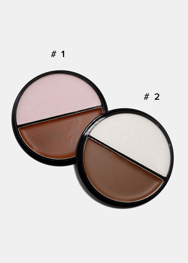 Starry Duo Highlight  + Contour