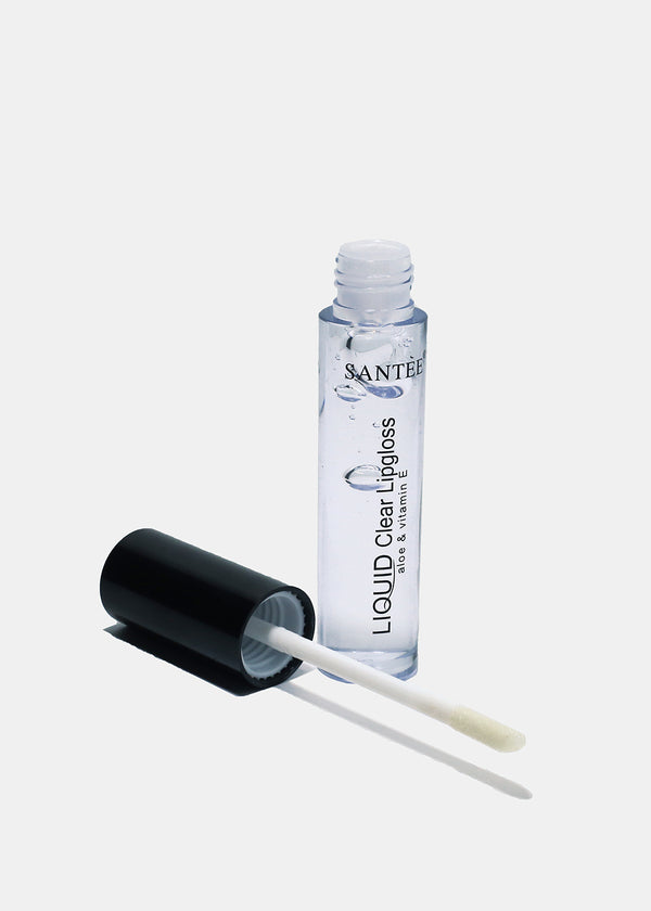 Aloe and Vitamin E Clear Lipgloss