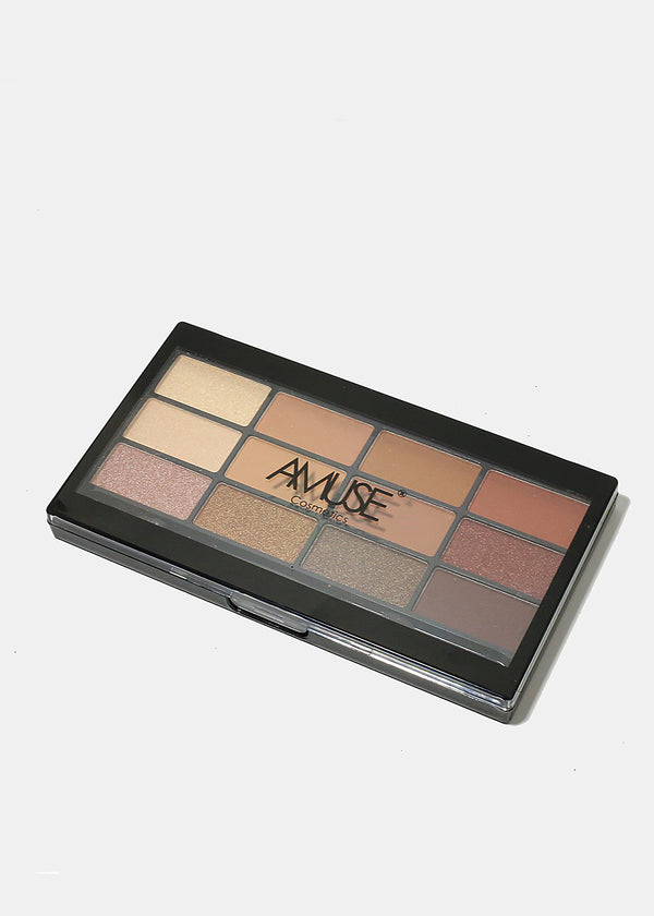 Amuse 12 Color Eyeshadow Palette