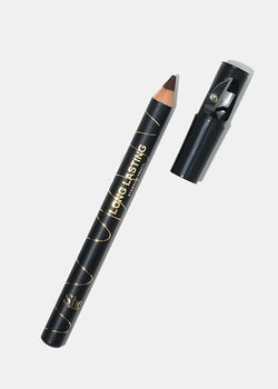 Eyebrow Pencil with Sharpener- Brown