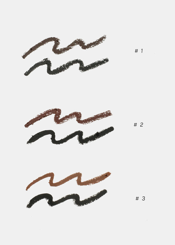 Duo Jumbo Eyeliner & Brow Pencil