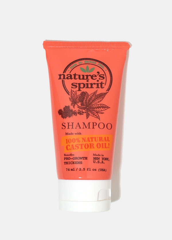 Nature's Spirit Castor Oil Shampoo