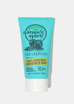Nature's Spirit Coconut Oil Shampoo