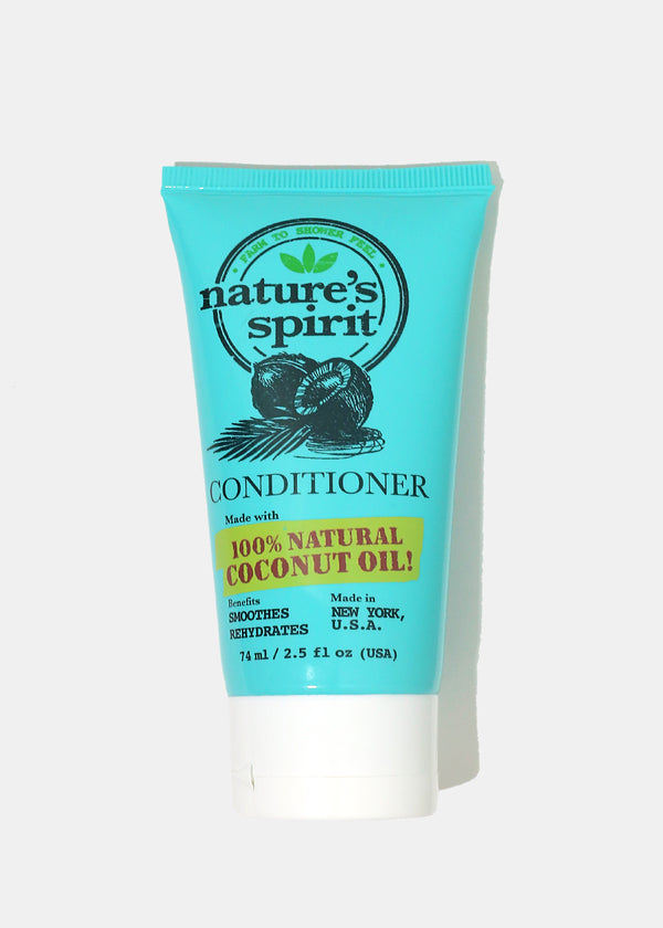 Nature's Spirit Coconut Oil Conditioner