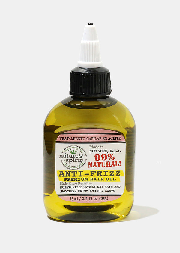 Premium Hair Oil-Anti Frizz