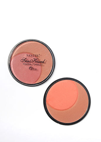 Sun Kissed Mineral Blush Duo