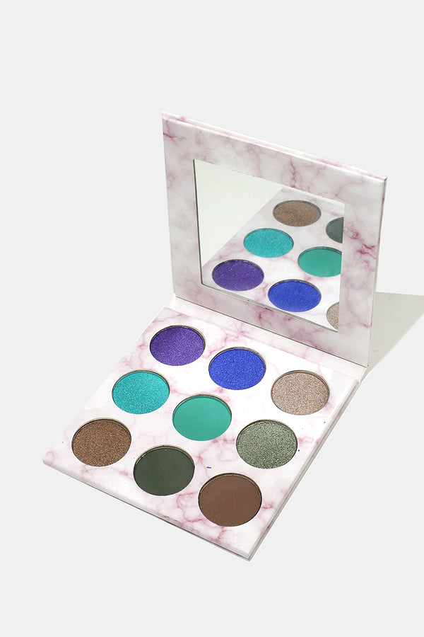 9 Circle Jewel Eyeshadow Palette