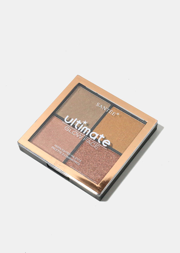 The Ultimate Glow Face Palette