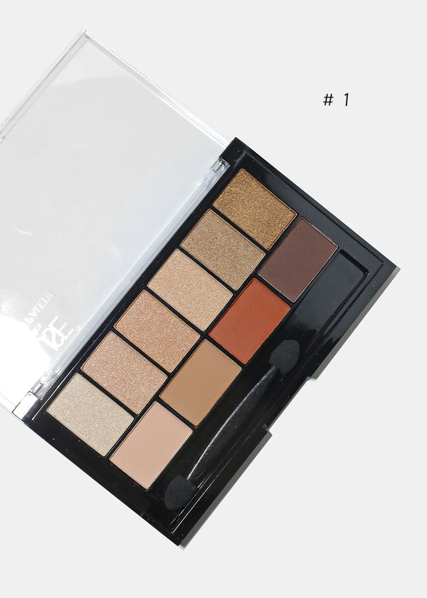 Neutral 10 Color Eyeshadow Palette