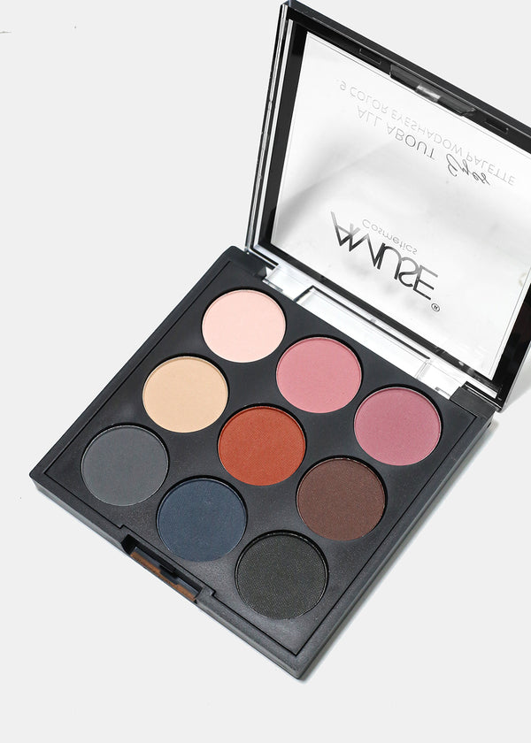 Amuse 9 Circle Eyeshadow Palette