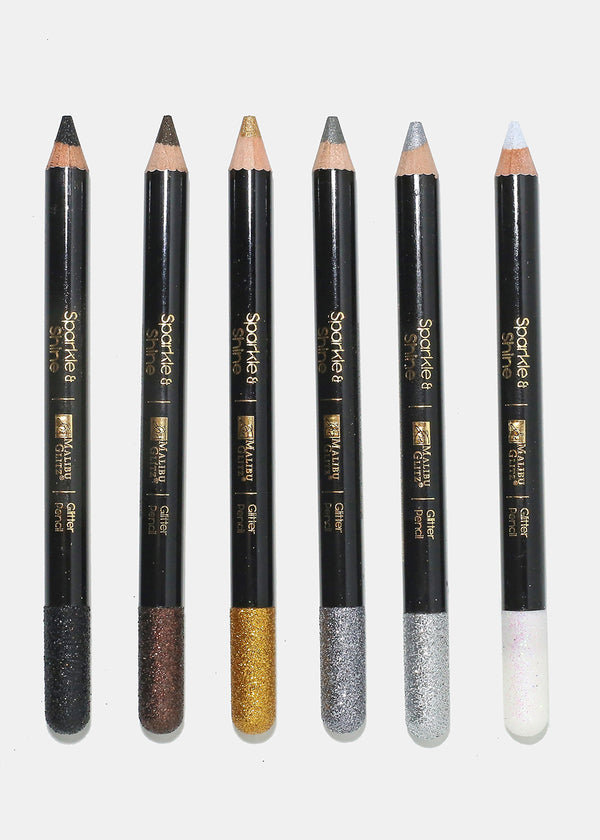Sparkle and Shine Glitter Neutral Eye Pencil