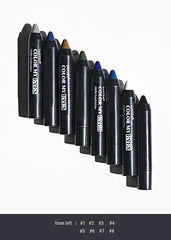 Color My Eyes Matte Bold Eyeshadow Sticks