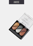 Amuse Perfect Duo 6 Color Shadows