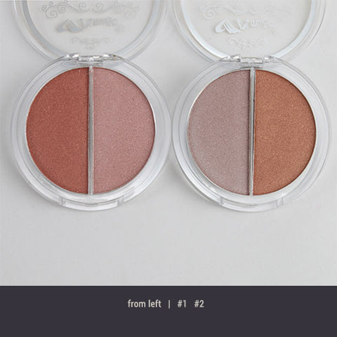 Summer Glow Bronzer Duo