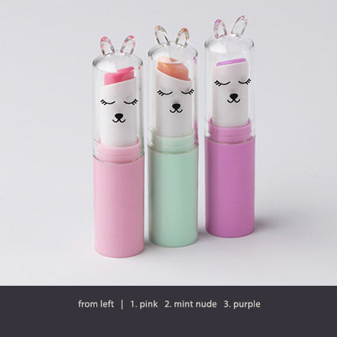 Beauty Treats Bunny Lip Balm