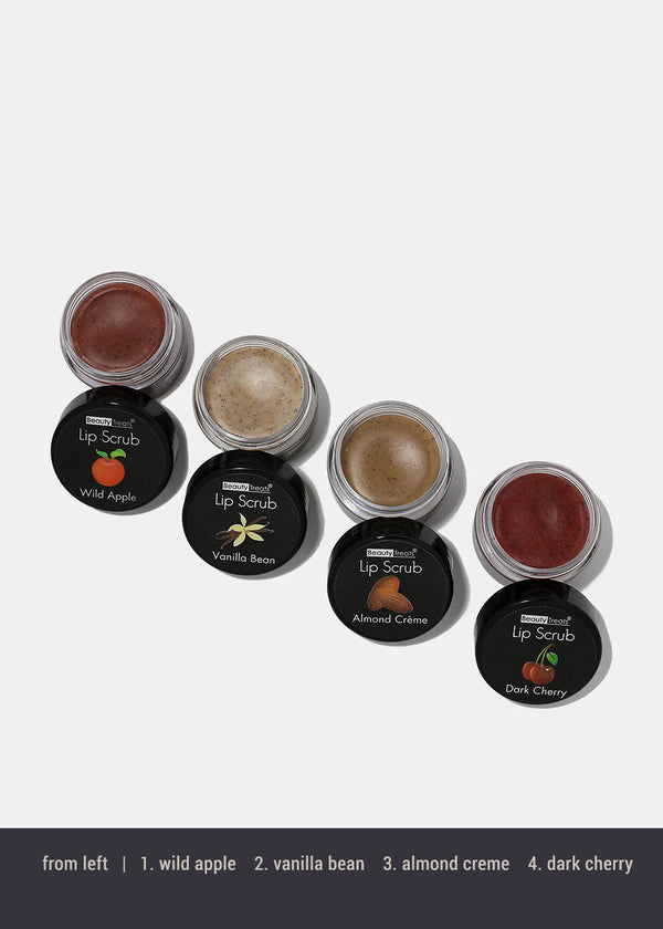 Beauty Treats Fruit Lip Scrub