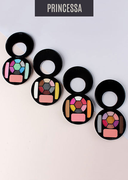 Princessa 10 Color Mix Eyeshadow