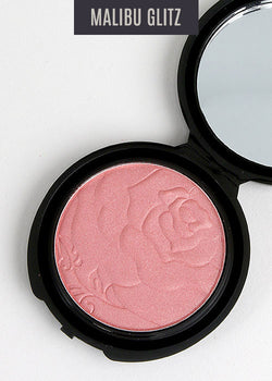 Rose Cheek Pop Blush- Mauve