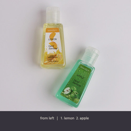 Travel Hand Sanitizer Gel