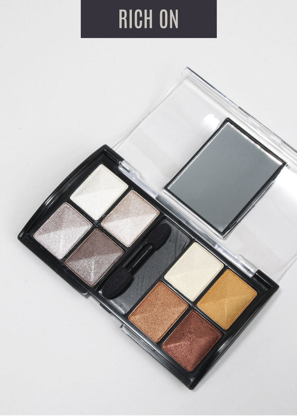 Boutique Metallic Eyeshadow Palette