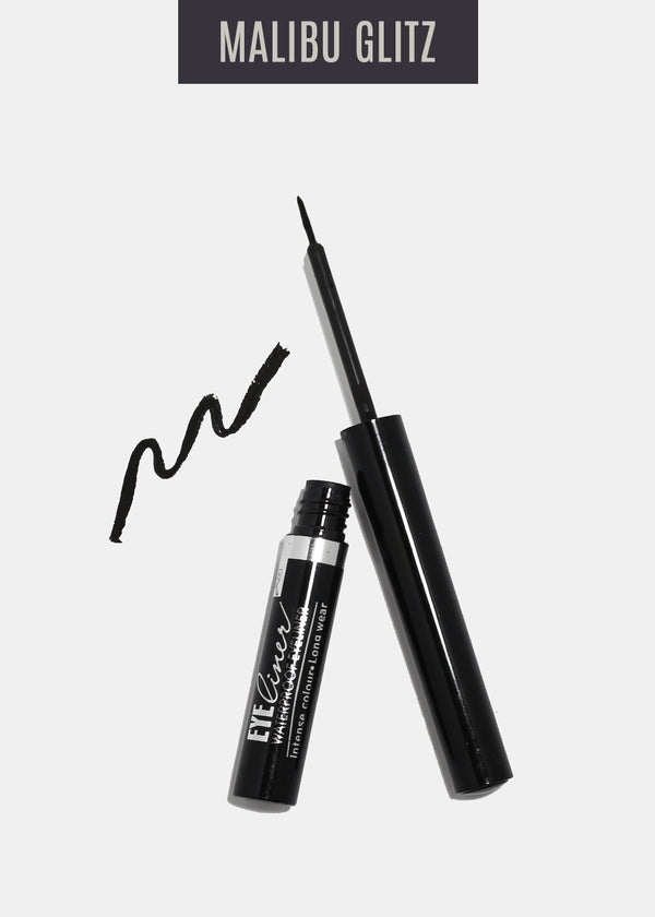 Intense Colour Waterproof Eyeliner - Black