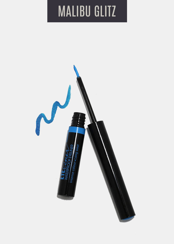 Intense Colour Waterproof Eyeliner - Sky Blue