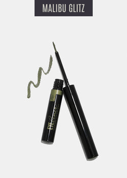 Intense Colour Waterproof Eyeliner - Olive Green