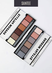 Silky Touch 6 Eyeshadow Palette 1