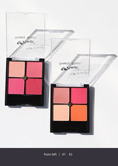 4 Color Matte Blush Set