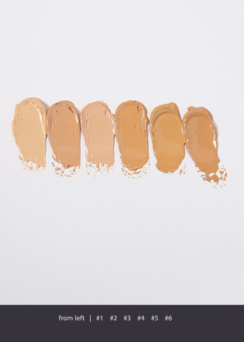Oil Free Silky Foundation- Light Tones