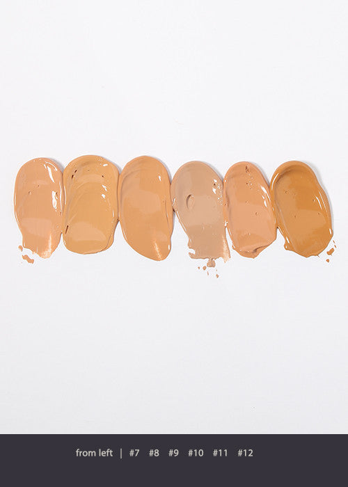 Oil Free Silky Foundation- Deeper Tones