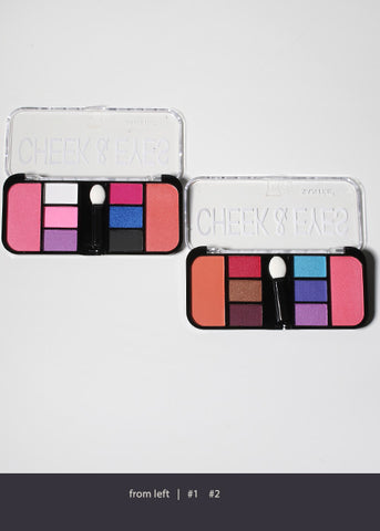 Santee Eyeshadow and Blush Kit