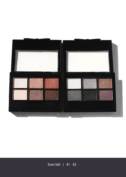 Santee Sexy Colors 6 Eyeshadow Kit