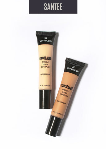 Just Kolour Invisible Cover Concealer- Dark