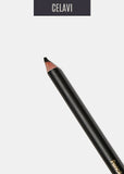 Celavi Pencil Eyeliner- Black Glitter