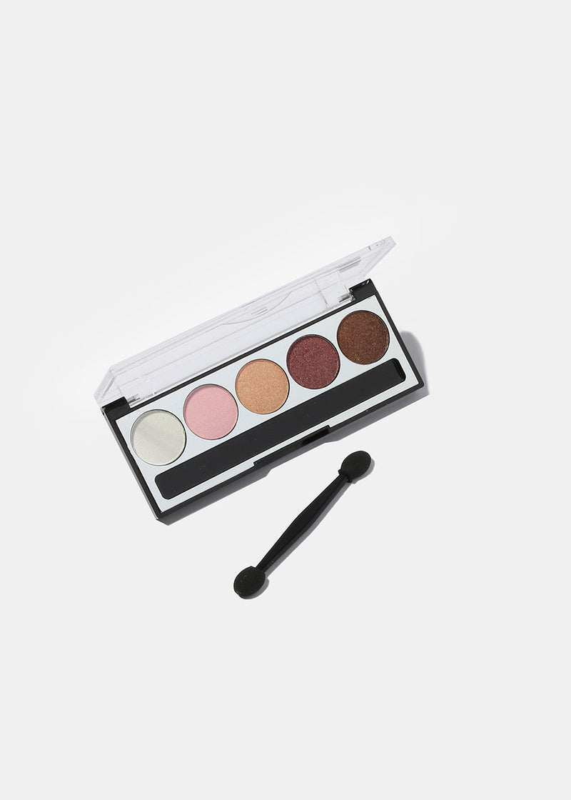 Santee 5 Color Neutral Eyeshadow