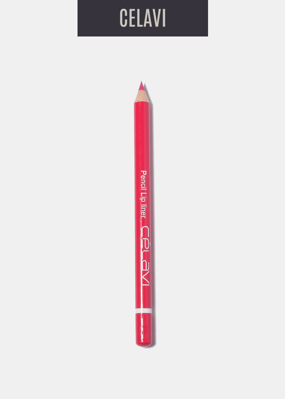 Celavi Pencil Lipliner- Hibiscous