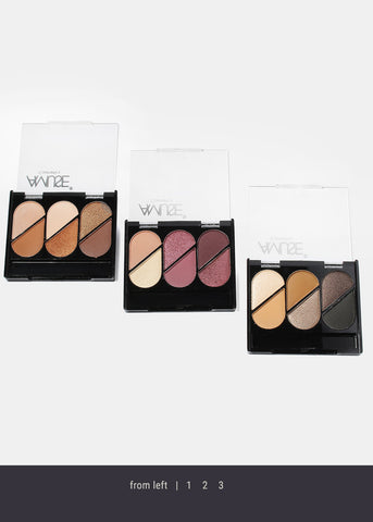 Perfect Duo 6 Colors Eyeshadow