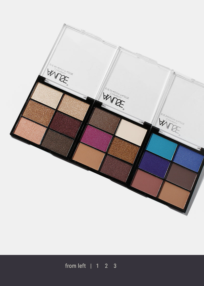 Amuse 6 Color Eyeshadow Set