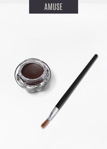 Amuse Dark Brown Gel Eyeliner
