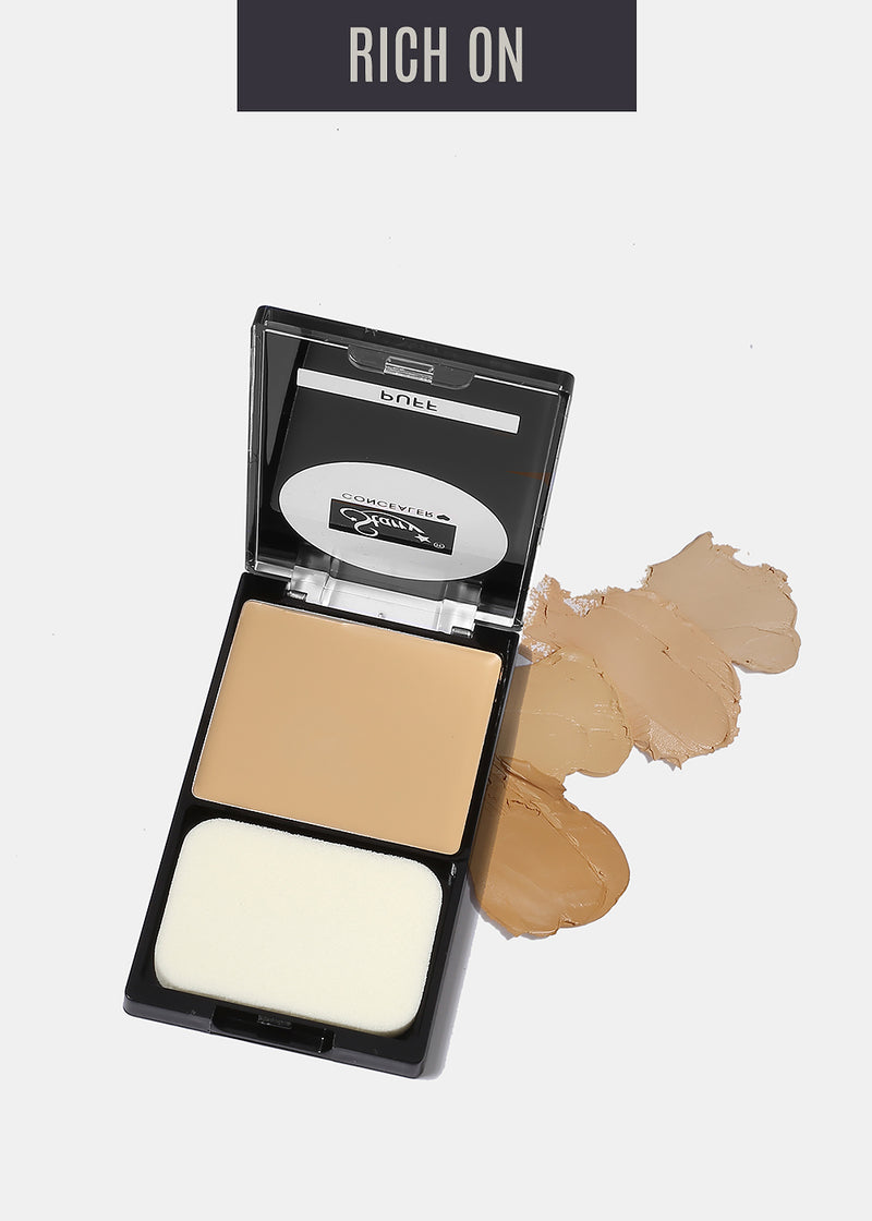 Compact Concealer & Foundation