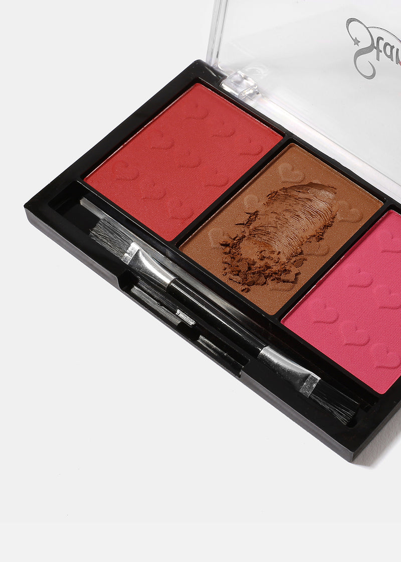 Triple Mineral Blush Sets
