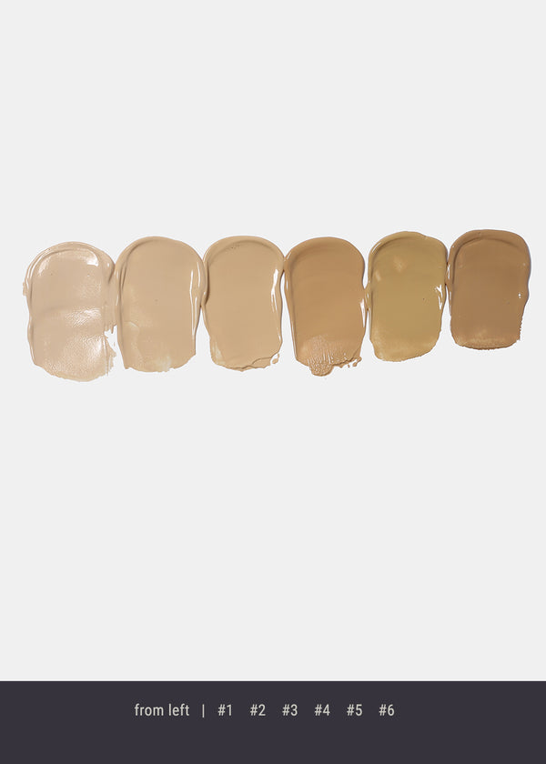 Amuse Matte Finish Foundation (new colors)
