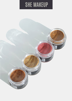 S.he Makeup Lip Scrub