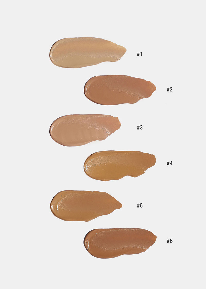 Complete Cover Liquid Foundation