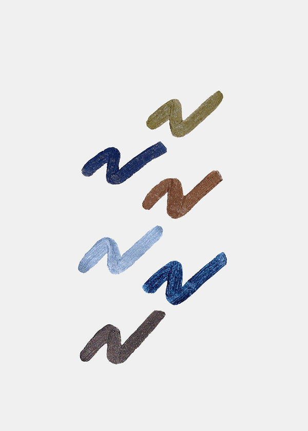 Zuri Chubby Eye Color- Jeweled Khaki