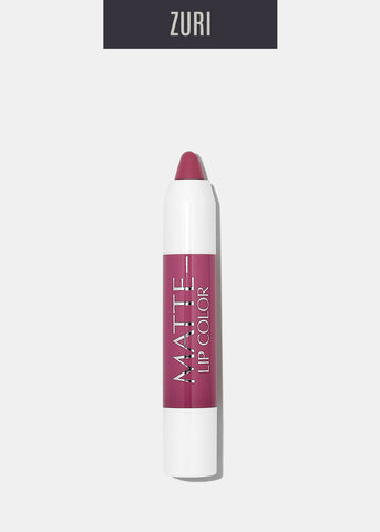 Zuri Chubby Matte Lip Color- Brushed Lilac