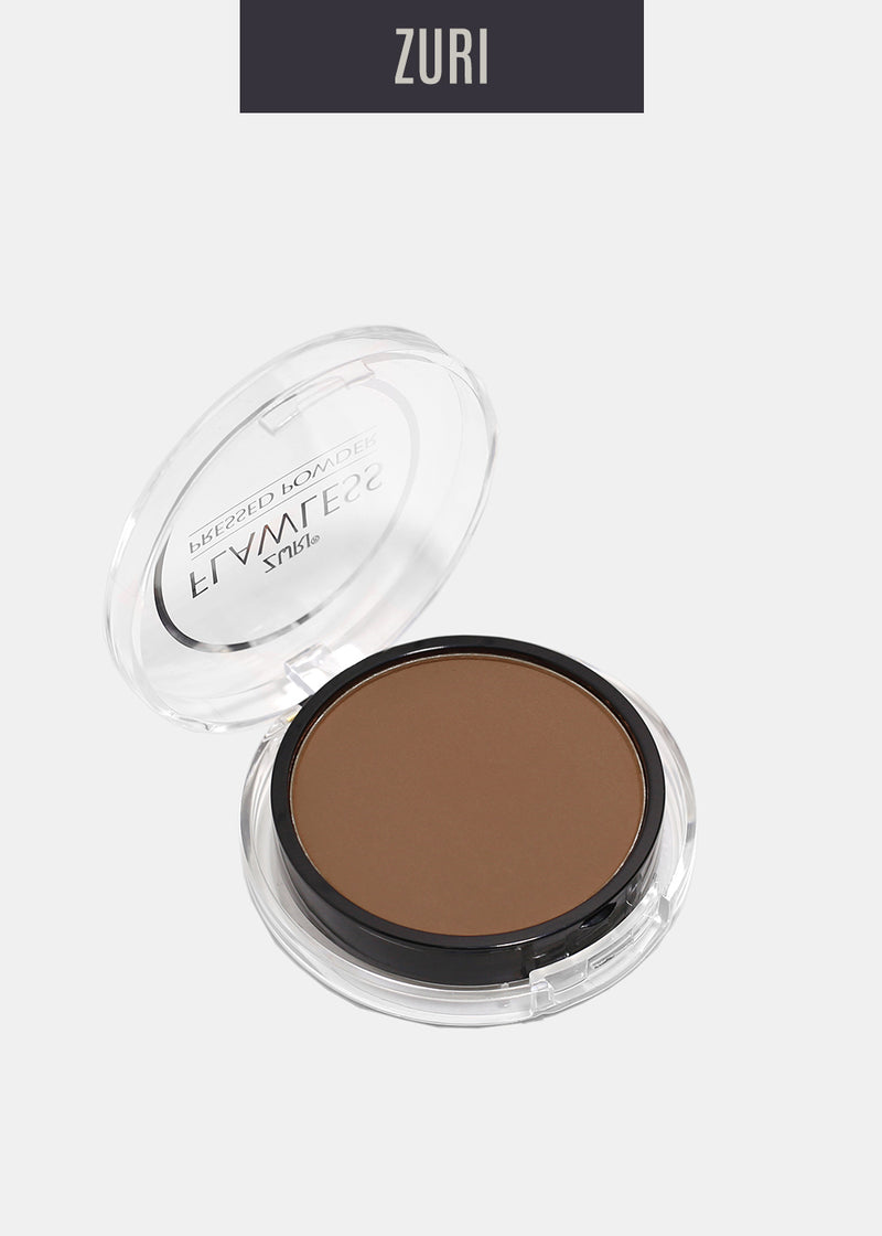 Zuri Pressed Powder- Amber Bronze